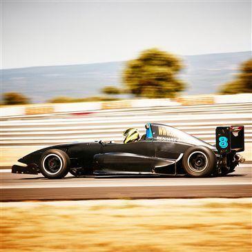 Stage de pilotage Formule Renault en région Midi-Pyrénées