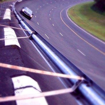 Baptême de vitesse Nissan GT-R sur l'anneau de Mortefontaine