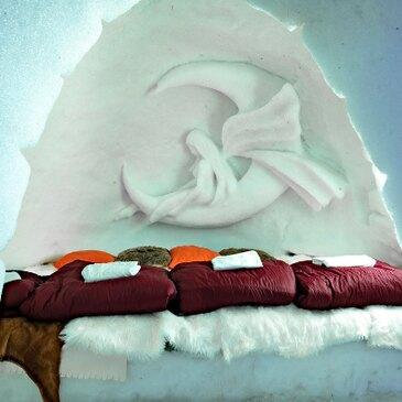 soir e et nuit insolite en igloo avoriaz haute savoie 74. Black Bedroom Furniture Sets. Home Design Ideas