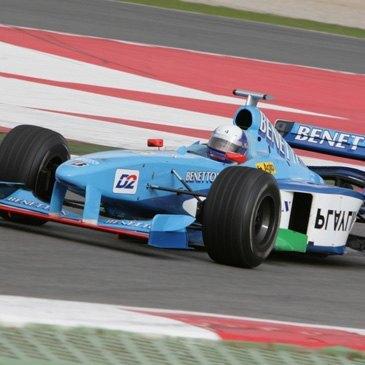 Week-end pilotage Formule 1 Circuit Magny-Cours Club