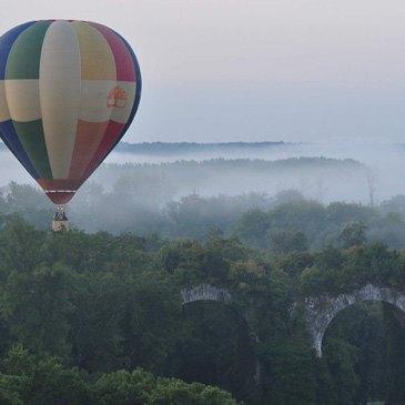 Maintenon, Eure et loir (28) - Baptême de l'air montgolfière