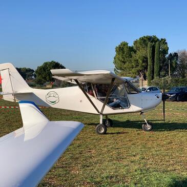 Baptême en ULM et Autogire en région Provence-Alpes-Côte d'Azur et Corse