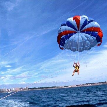 Parachute Ascensionnel à Villeneuve-Loubet