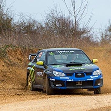 Coaching Rallye en Subaru à Poitiers