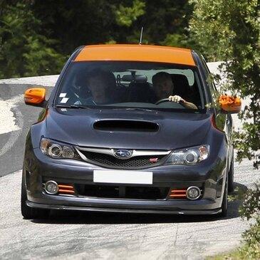 Baptême Rallye et Glisse, département Gard