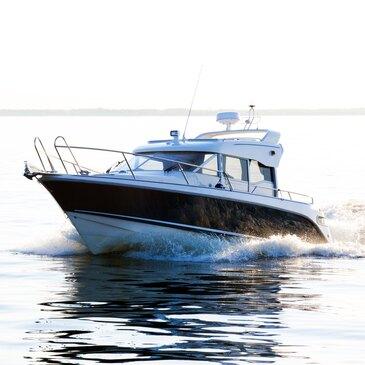 Permis bateau c tier ou fluvial la rochelle charente - Permis bateau royan ...