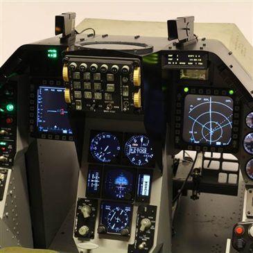 Simulateur de Vol en Avion de Chasse à Paris en région Ile-de-France