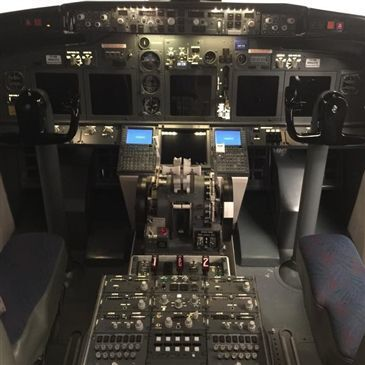 Simulateur de Vol en Boeing 737 à Paris