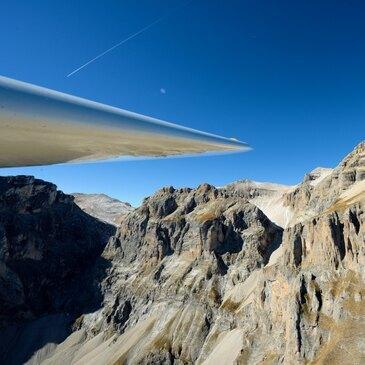 Aérodrome de Gap - Tallard, Hautes Alpes (05) - Baptême de l'air en Planeur
