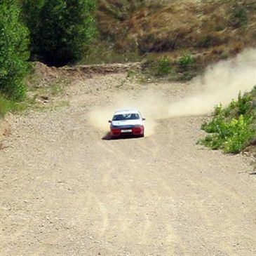 Stage de Pilotage Rallye proche Montélimar - Circuit des Granges-Gontardes