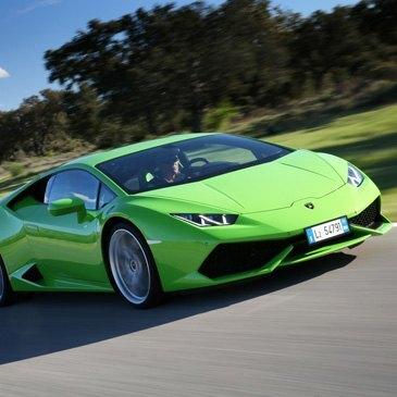 Stage Pilotage Lamborghini en région Ile-de-France
