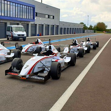 Stage Formule Renault - Circuit de Magny-Cours Club