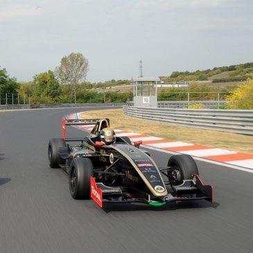Stage en Formule Renault (demi journée) - Magny-Cours GP
