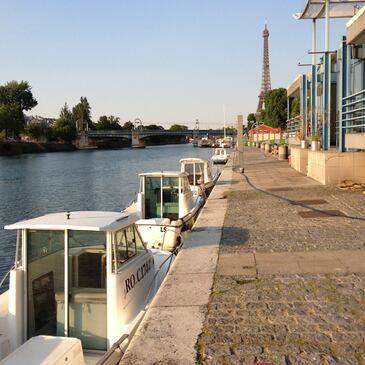 Permis bateau, département Paris