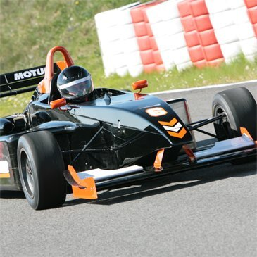 Stage de Pilotage Formule 3 - Circuit de Haute Saintonge