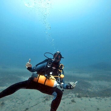 Brevet de Plongée Niveau 1 à Bandol - Île de Bendor