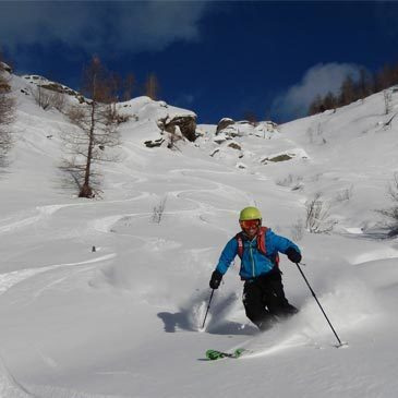 Séjour Héliski et Ski Freeride au Mont Rose - Italie