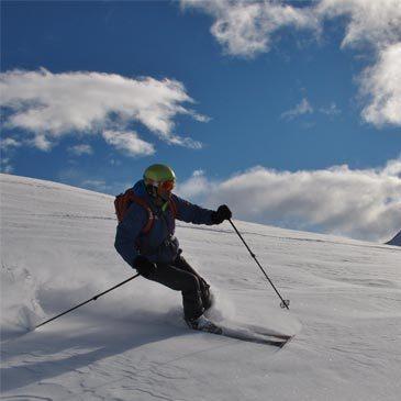 Ski Hors Piste Freeride proche Briançon