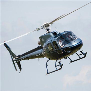 Baptême de l'air hélicoptère en région Pays-de-la-Loire