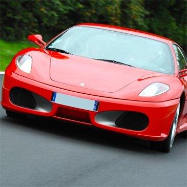 Stage en Ferrari 430 sur le Grand Circuit du Roussillon