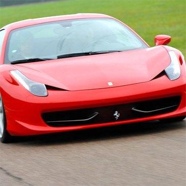 Stage de Pilotage Ferrari 458 Italia - Grand Circuit du Roussillon