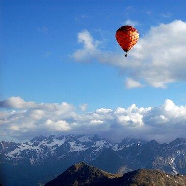 Vol en Montgolfière - Massif du Mont-Blanc