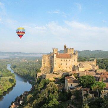Vol en Montgolfière à Sarlat - La Vallée des châteaux