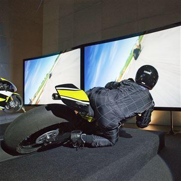 Stage de pilotage moto, département Rhône
