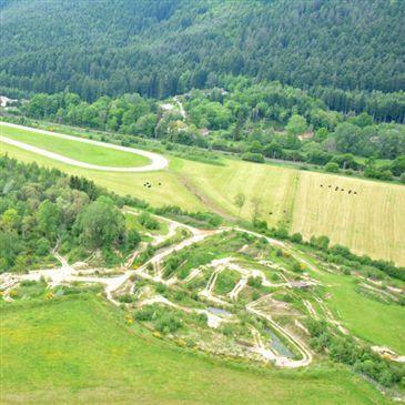 Stage de pilotage 4x4 proche Circuit de Saint-Dié-des-Vosges