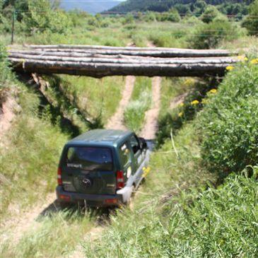 Stage de Pilotage 4x4 à Saint-Dié-des-Vosges en région Lorraine