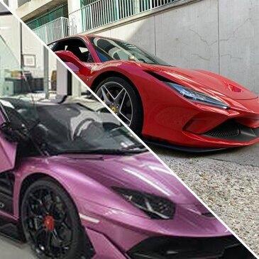 Stage Duo en Supercars Italiennes - Circuit Vaison Piste