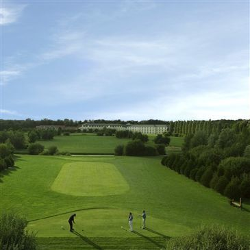 Week-end Golf à Chantilly