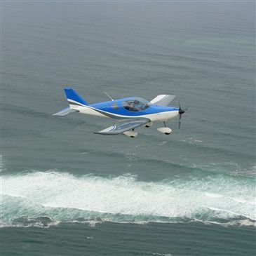 Pilotage d'ULM Multiaxe à Biscarrosse