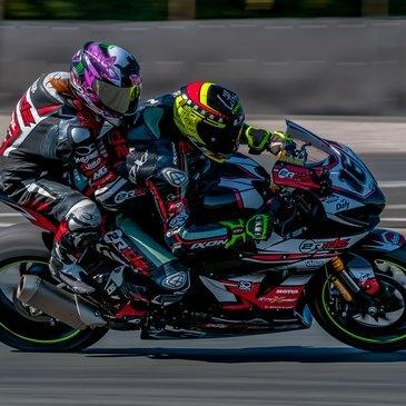 Circuit de Nogaro, Gers (32) - Baptême Moto sur Circuit