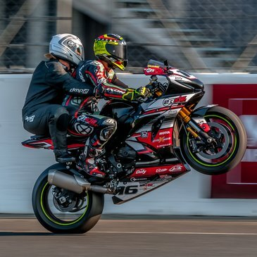 Baptême Moto Sensations - Circuit de Fontenay-le-Comte