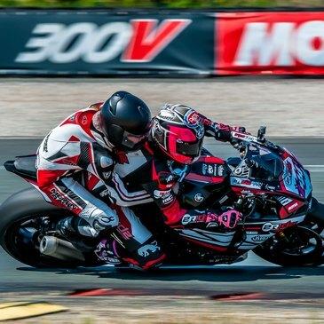 Baptême Moto sur Circuit, département Vendée