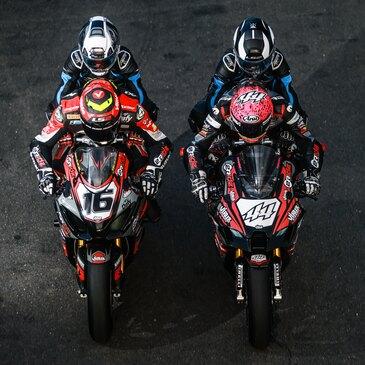 Baptême Moto Sensations - Circuit de Fontenay-le-Comte en région Pays-de-la-Loire