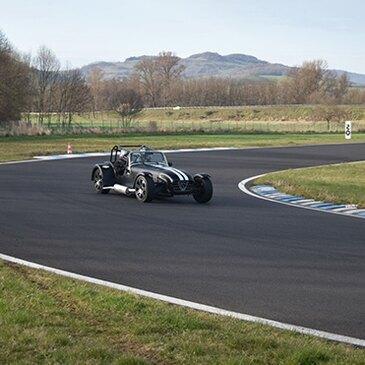 Stage de Pilotage Caterham - Circuit de Vaison Piste