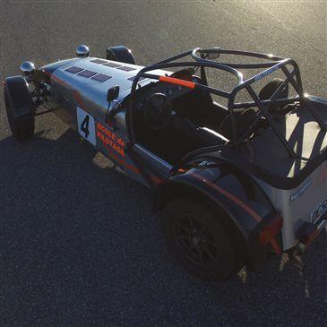 Circuit de Ledenon, Gard (30) - Stage de Pilotage Lotus et Caterham