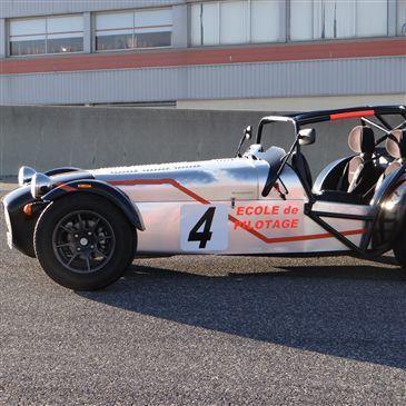 Stage de Pilotage Lotus et Caterham, département Gard