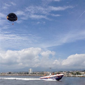 Parachute Ascensionnel à Cagnes-sur-Mer