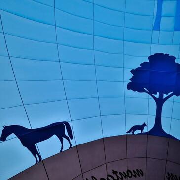 Baptême de l'air montgolfière, département Doubs