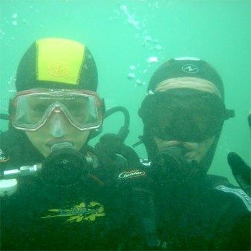 Dinard, à 10 min de Saint-Malo, Ille et vilaine (35) - Baptême de plongée