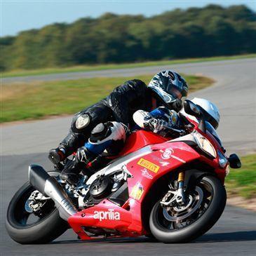 Baptême Moto sur Circuit, département Allier