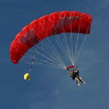 Aéroport Agen-La Garenne, Lot et garonne (47) - Saut en parachute