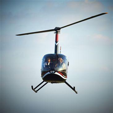 Baptême en Hélicoptère à Cholet et au Puy du Fou