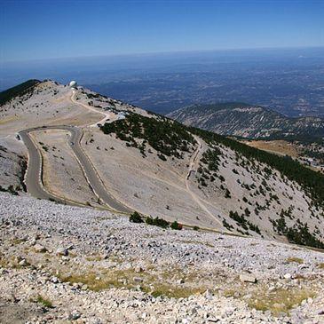 Baptême en Hélicoptère - Survol du Mont Ventoux