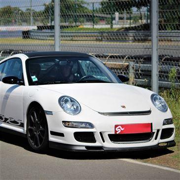 Stage de pilotage Porsche, département Aisne