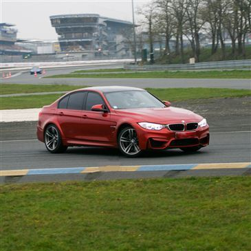 Baptême de Drift BMW M3 - Circuit de Folembray