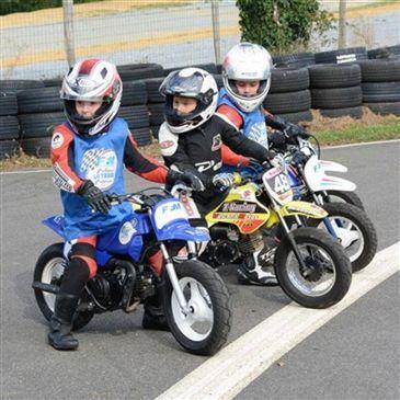 Stage de Pilotage Moto pour Enfant à Pau